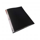 Bafix Katalog (Sunum) Dosya 40 Lı A4 Siyah