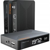 Hiremco Turbo Ip+tv Plus Linux Uydu Alıcı Wifi+ Çift Kumanda