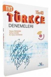 Tyt Türkçe 15x40 Deneme Yayın Denizi Yayınları