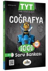 Tyt Coğrafya 1001 Soru Bankası Karekod Çözümlü Biders Yayıncılık
