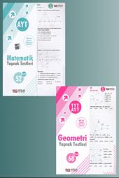 Ayt Matematik, Geometri Yaprak Test Seti Nitelik Yayınları
