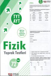 Tyt Ayt Fizik Yaprak Testleri Nitelik Yayınları