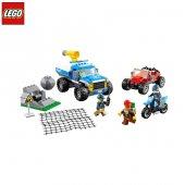 Lego City Dirt Road Pursuit Bj 70lsc60172