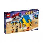 Lego Movie 2 Emmetin Rüya Evi Kurtarma Roketi Eğitiici Zeka Geli