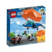 Lego City Gökyüzü Polisi Paraşütle Tutuklama 60208 Bj 70lsc60208