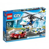 Lego City Yüksek Hızlı Takip Bj 70lsc60138