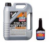 Liqui Moly 4200 5w30 Motor Yağı 5lt + Carbon Clean Motor İç Temizleyici