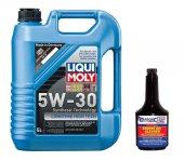 Liqui Moly 5w30 C3 Motor Yağı 5lt + Carbon Clean Motor İç Temizleyici