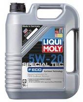 Liqui Moly Special F Eco Eco Boost 5w20 Ford Motor Yağı 5lt 3841