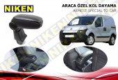 Niken Araca Özel Fiat Fiorino Vidasız Kol Dayama Kolçak Siyah 2008 Üzeri