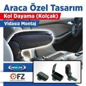Omsa Dacia Duster Araca Özel Kol Dayama Kolçak Siyah 2011 2017