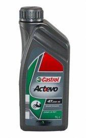 Castrol Actevo 4t 20w40 1 Litre Motorsiklet Yağı
