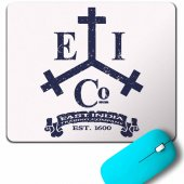 East Indıa Tradıng Company Captaın Jack Sparrow Mouse Pad