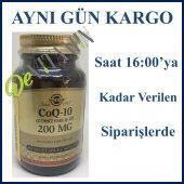 Solgar Coq 10 (Koenzim Q 10) 200 Mg 30 Kapsül Skt 09 2020
