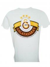 Galatasaray Forma Gs Dört Yıldız Beyaz Shırt