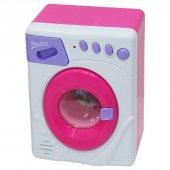 Pilli Oyuncak Çamaşır Makinesi