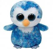 Ty Ice Cube Blue Penguin Reg