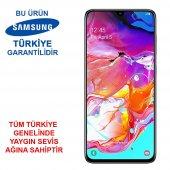 Samsung Galaxy A70 128gb Beyaz (Samsung Türkiye Ga...