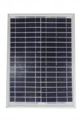25 Watt Güneş Paneli Polikristal Spv P25