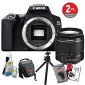 Canon Eos 250d 18 55mm Dc Iıı Dslr Fotoğraf Makinesi+hediye Kitli