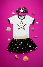 Star Kız Bebek 3 Lü Takım
