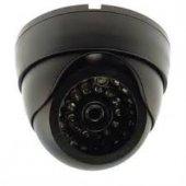 Gece Görüşlü 360 Derece Dönen Yapay Güvenlik Kamer...