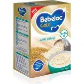 Bebelac Gold Sütlü Pirinçli 500 Gr Kaşık Maması...