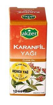 Akzer Karanfil Yağı 10 Cc