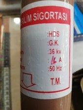 Porselen Orta Gerilim Sigortası 36kv 16a 42cm