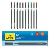 Adel Fineliner 0.4 Mm Mor 420 1870 035