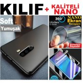 Nokia 5 Soft Kaliteli Kılıf + Nano Ekran Koruyucu...