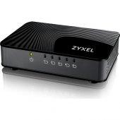 Zyxel Gs105s V2 5 Port Desktop Gigabit 10 100 1000