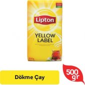 Lipton Dökme Çay Yellow Label 500 Gr