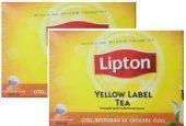 Lipton Yellow Label Demlik Poşet Çay 100lü X 2 Adet