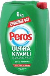 Peros Ultra Kıvamlı Bahar Ferahlığı 6 Kg Çamaşır Suyu