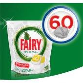 Fairy Hepsi Bir Arada Bulaşık Makinesi Deterjanı Kapsülü 60yıkama