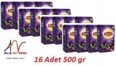 Lipton Filiz Dökme Çay 500 Gr X 16 Adet