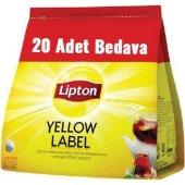 Lipton Yellow Label Demlik Poşet Çay 120li (3,2 Gr X120)
