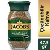 Jacobs Monarch Gold Kavanoz 47.5 Gr Kavanoz