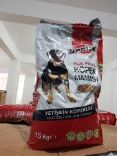 Bonisa Kuzu Pirinçli Yetişkin Köpek Maması 15 Kg