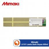 Mimaki Lx101 Lateks Boya 600ml Sarı