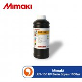 Mimaki Lus 150 Uv Boya 1000ml Siyah