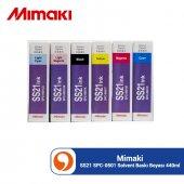 Mimaki Ss21 Spc 0501 Solvent Boya 440ml Kırmızı...