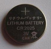Maxell Cr2025 3v Lityum Para Pil 3li Blister