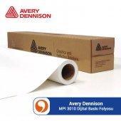 Avery Dennison Mpı 3010 Beyaz Dijital Baskı Folyos...