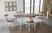 June&marion Yemek Masası Masa Ve Sandalye Takımı...