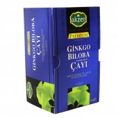 Akzer Premium Ginkgo Biloba Karışık Bitki Çayı 20 Poşet