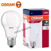Osram Led Ampul 9 Watt Sarı Işık Led Ampul 2700k E27, 1 Adet