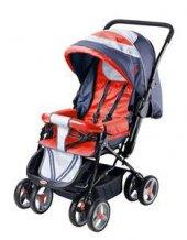 Baby2go Camino Çift Yönlü Bebek Arabası Kırmızı 40...