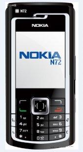 Nokia N72 Cep Telefonu (Yenilenmiş)